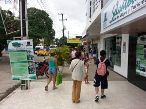 Rua de Letícia - Compras!